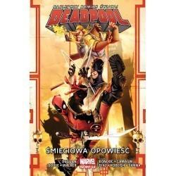 Deadpool Śmieciowa Opowieść...