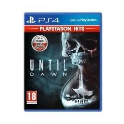 Until Dawn PL PS4