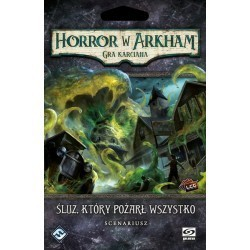 Horror w Arkham LCG Śluz,...