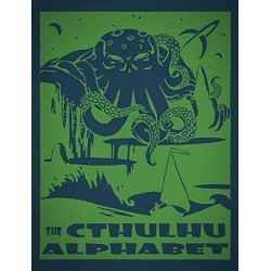 Cthulhu Alphabet (Leather...
