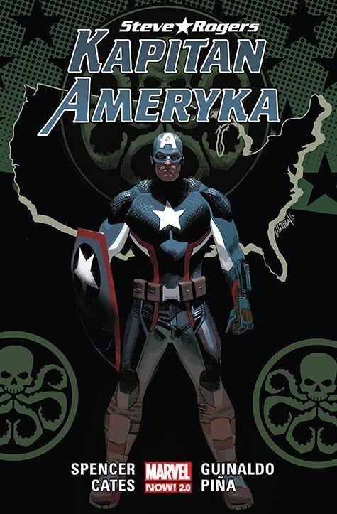 Kapitan Ameryka. Steve Rogers T.2