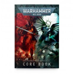 Warhammer 40k Core Book