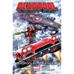 Deadpool Kontra Shield (tom 4)