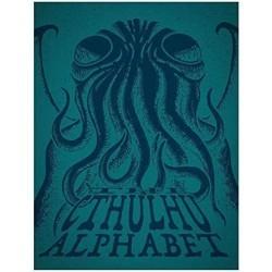Cthulhu Alphabet - Cerulean...