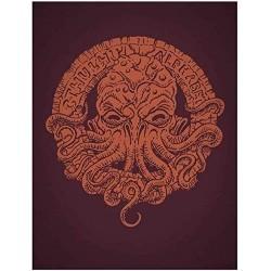 Cthulhu Alphabet - Bronze...