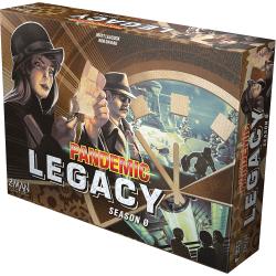 Pandemic Legacy - Sezon 0...