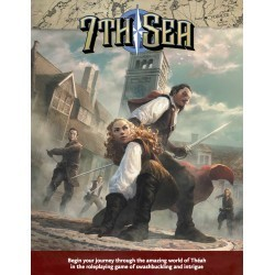 7th Sea RPG - Core Rulebook...