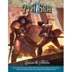 7th Sea RPG - Heroes and...