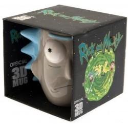 Kubek 3D - Rick Sanchez