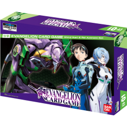 Evangelion Card Game EV-01