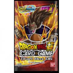 Dragon Ball SCG: Draft Box 06