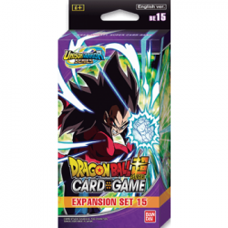 Dragon Ball SCG: BE15...