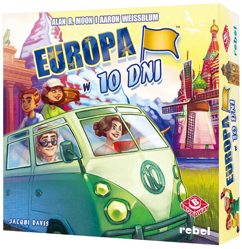 Europa w 10 dni