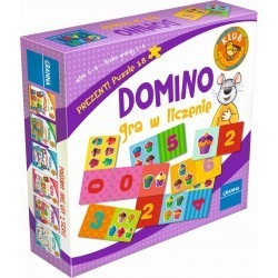 Domino - Gra w Liczenie