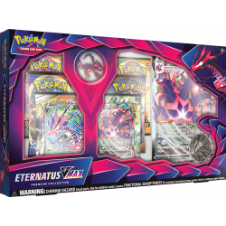 Pokemon TCG: Eternatus VMAX...