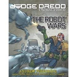 Judge Dredd RPG: Robot Wars