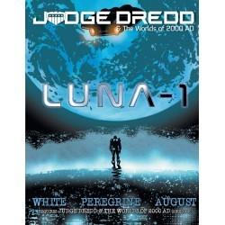 Judge Dredd RPG: Luna-1