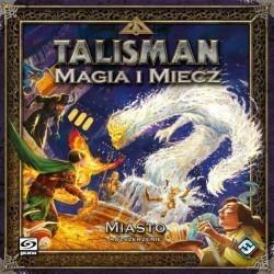 Talisman Magia i Miecz Miasto
