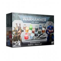 Warhammer 40k Paints +...