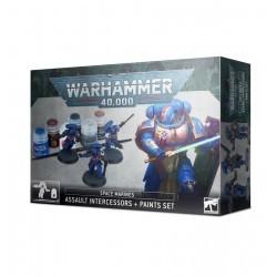 Warhammer 40k SM Assault...
