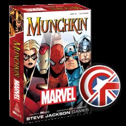 Munchkin Marvel (uszkodzone...