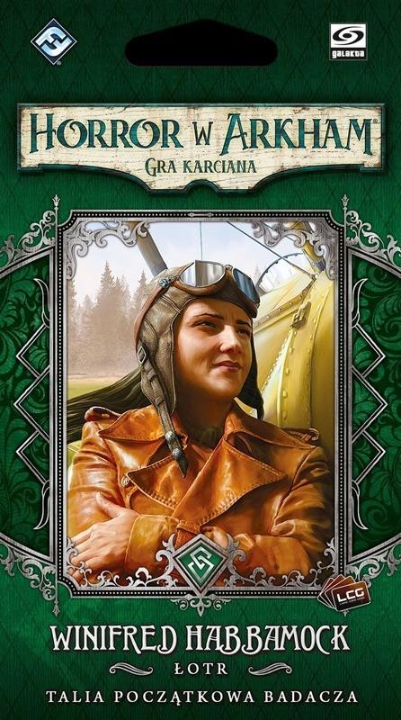Horror w Arkham LCG: Talia początkowa badacza - Winifred Habbamock