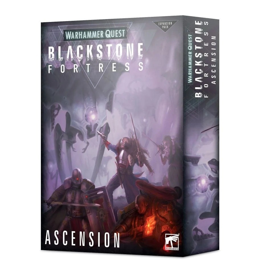 Warhammer Quest: Blackstone Fortress Ascension