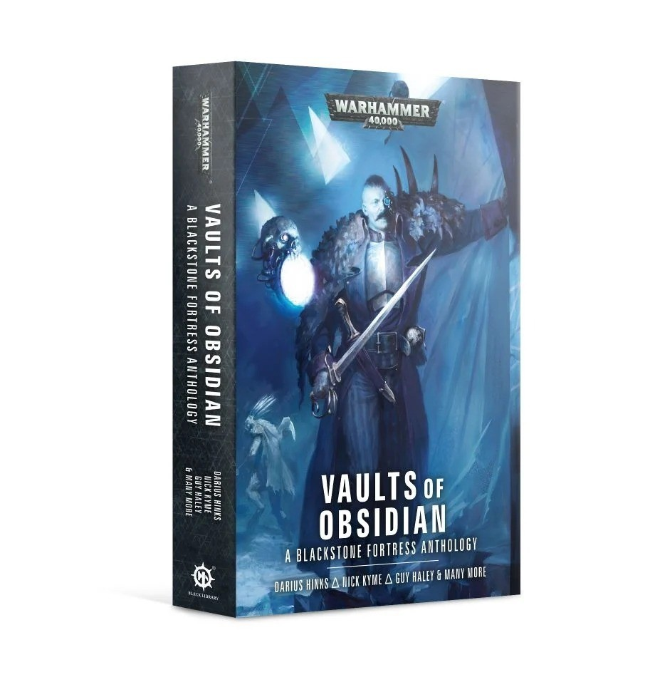 Blackstone Fortress Vaults of Obsidian (PB)