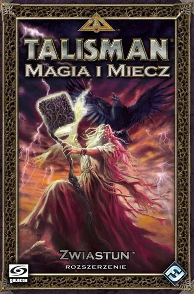 Talisman Magia i Miecz Zwiastun