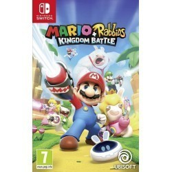Mario + Rabbids Kingdom...