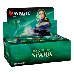 Magic The Gathering War of...