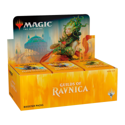 Magic The Gathering Guilds...
