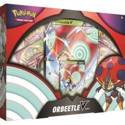 Pokemon TCG: Orbeetle V Box