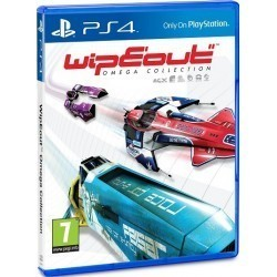 WipEout: Omega Collection...