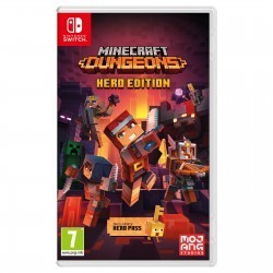 Minecraft Dungeons Hero...