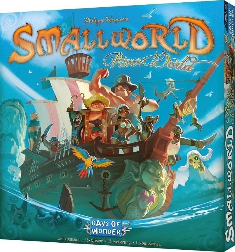 Small World Świat Rzek