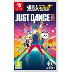 Just Dance 2018 NSwitch...