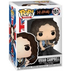 POP! Def Leppard - Vivian...