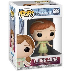 POP! Frozen II - Young Anna...