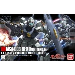 HGUC 1/144 MSA-003 Nemo...