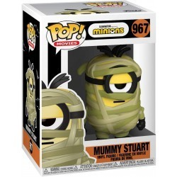 POP! Minions - Mummy Stuart