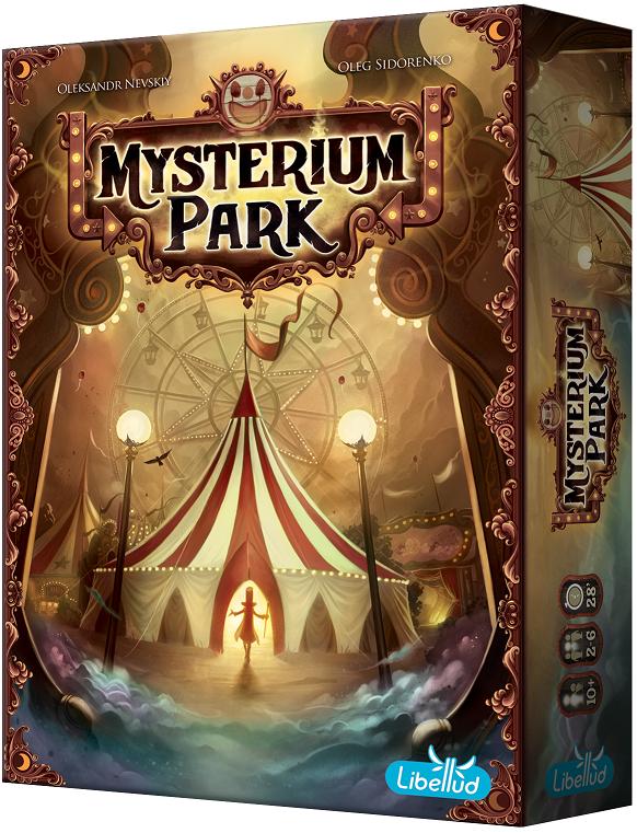 Mysterium Park (edycja polska) (przedsprzedaż)