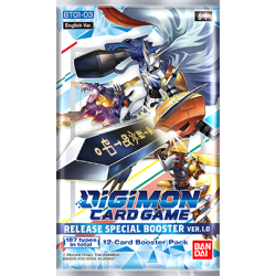 Digimon Card Game: Release...
