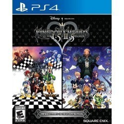 Kingdom Hearts HD 1.5 + 2.5...