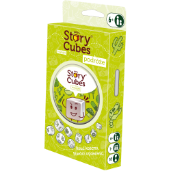 Story Cubes: Podróże (nowa...