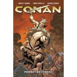 Conan - Powrót do Cymerii...