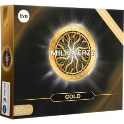 Milionerzy Edycja Gold