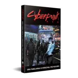 Cyberpunk RED (przedsprzedaż)