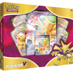 Pokemon TCG: Alakazam V Box...