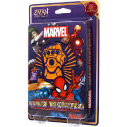 Marvel: Rękawica...